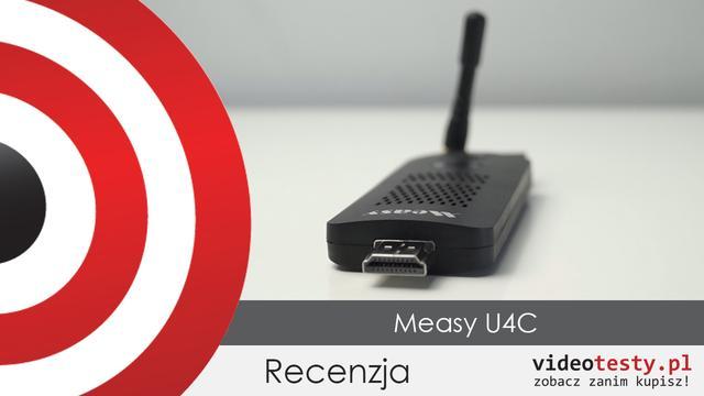 Measy U4C - VideoTest Plus!