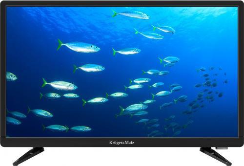 Kruger & Matz 22'' TELEWIZOR FULL HD DVBT2