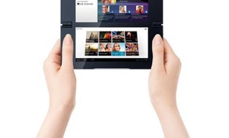 """Sony Tablet P nominowany w kategorii """"Rzecz z klasą"""""""