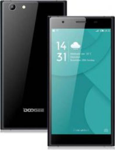 Smartfon DooGee Y300 Dual SIM Czarny