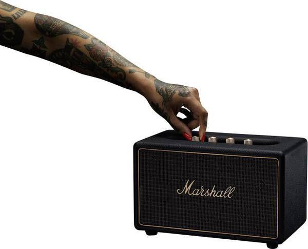 Marshall Acton Multi-Room Czarny