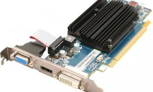 Sapphire Radeon R5 230 2GB DDR3 (64 bit) HDMI, DVI, VGA, LITE (11233-02-20G)