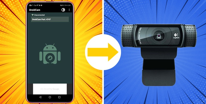 Kamerka internetowa ze smartfona! Nie przepłacaj za wideokonferencje