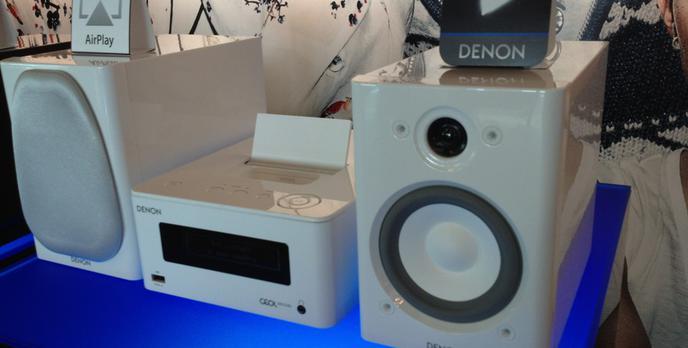 Denon przedstawia CEOL Piccolo - sieciowy system muzyczny z radiem internetowym, AirPlay