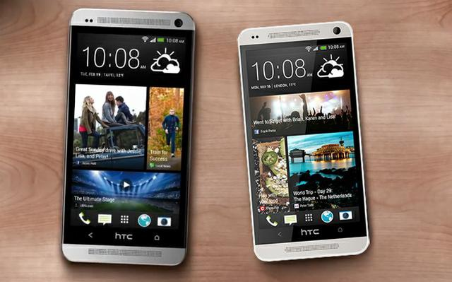 HTC One mini fot5