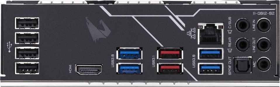 Gigabyte Z390 AORUS ELITE s1151 4DDR4 HDMI/M.2 ATX
