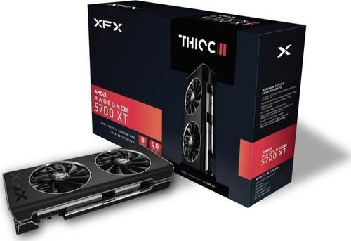 XFX Radeon RX 5700 XT Thicc II 8GB GDDR6 (RX-57XT8DFD6)