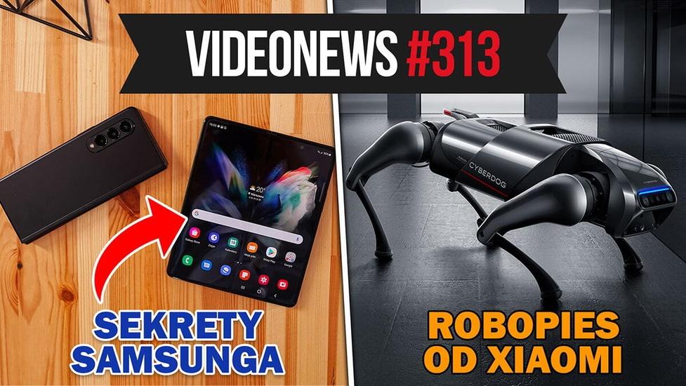 Sekrety Samsunga, cyberpies Xiaomi, USB-C standardem w całej Unii  - VideoNews #313