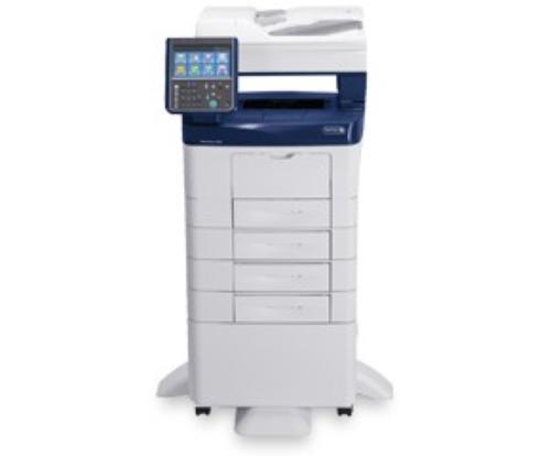 Xerox AiO WorkCentre 3655 mono A4 DADF/45ppm/GLAN/USB/duplex