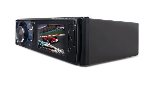 LG przedstawia samochodowy system audio LDF900