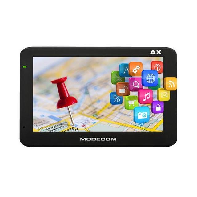 MODECOM FreeWAY AX – nawigacja i multimedialny tablet dla mobilnych