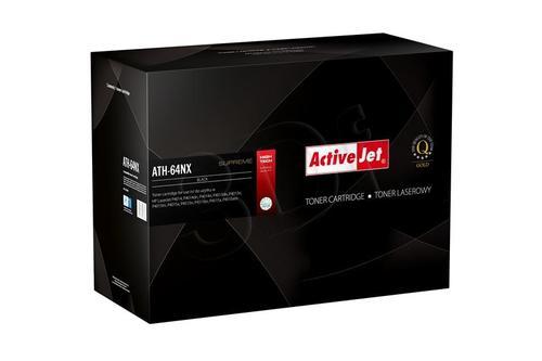 ActiveJet ATH-64NX czarny toner do drukarki laserowej HP (zamiennik 64X CC364X) Supreme