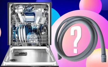 Dlaczego zmywarka nie odprowadza wody?