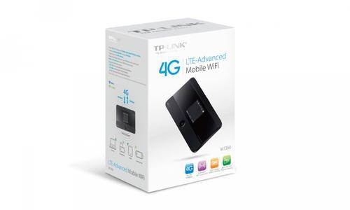 TP-LINK M7350 4G LTE Mobile WiFi z trybem pracy 4G