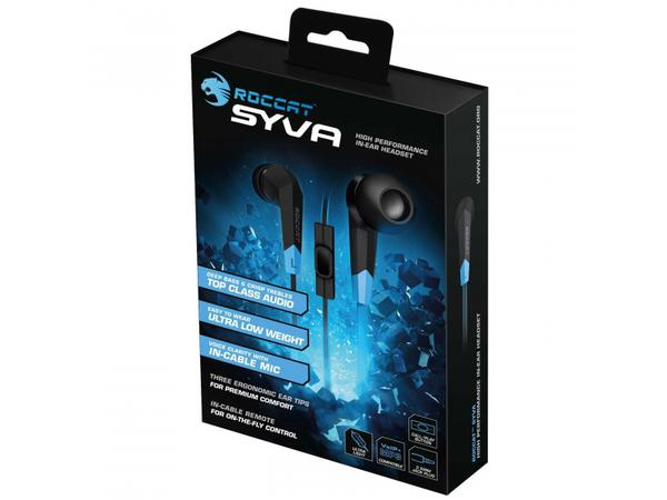 Nagroda PC Challenge Słuchawki - Roccat Syva