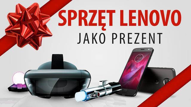 Urządzenia i gadżety jako prezent - Propozycje firmy Lenovo