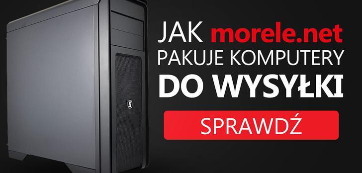 Jak morele.net Pakuje Komputer do Wysyłki - Unboxing Gotowca za 2999 zł