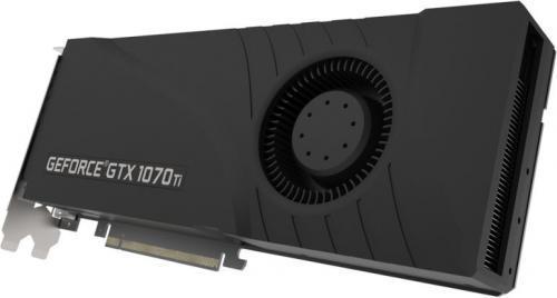 PNY Technologies GeForce GTX 1070 Ti Blower 8GB GDDR5 (256 bit)