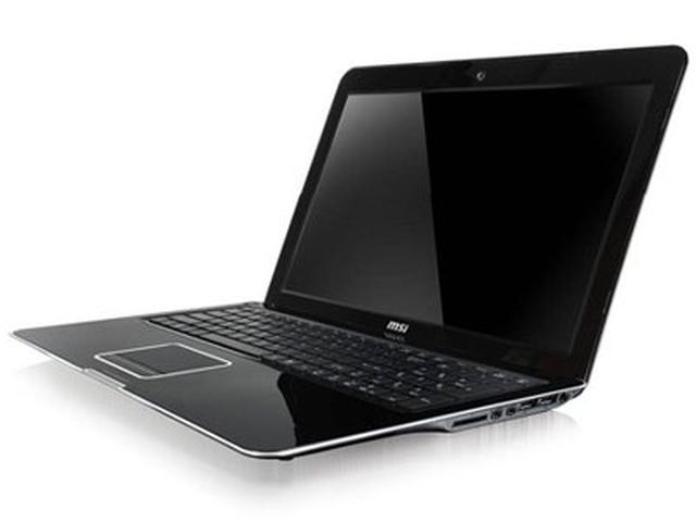 MSI X-Slim X600 Pro – cienki laptop z dużym ekranem i 4 głośnikami
