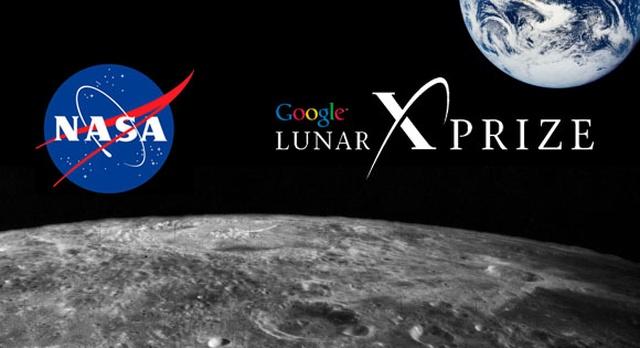 Powrót Na Księżyc W Ramach Projektu Od Google