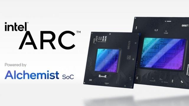Karty graficzne Intel ARC powstaną na bazie architektury Alchemist