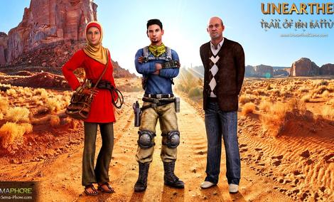 Recenzja Unearthed – Słaba Podróbka Uncharted