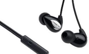 Cresyn C230s black Słuchawki z pilotem do Iphone i Smartphonow