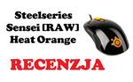 SteelSeries Sensei [RAW] Heat Orange [RECENZJA]