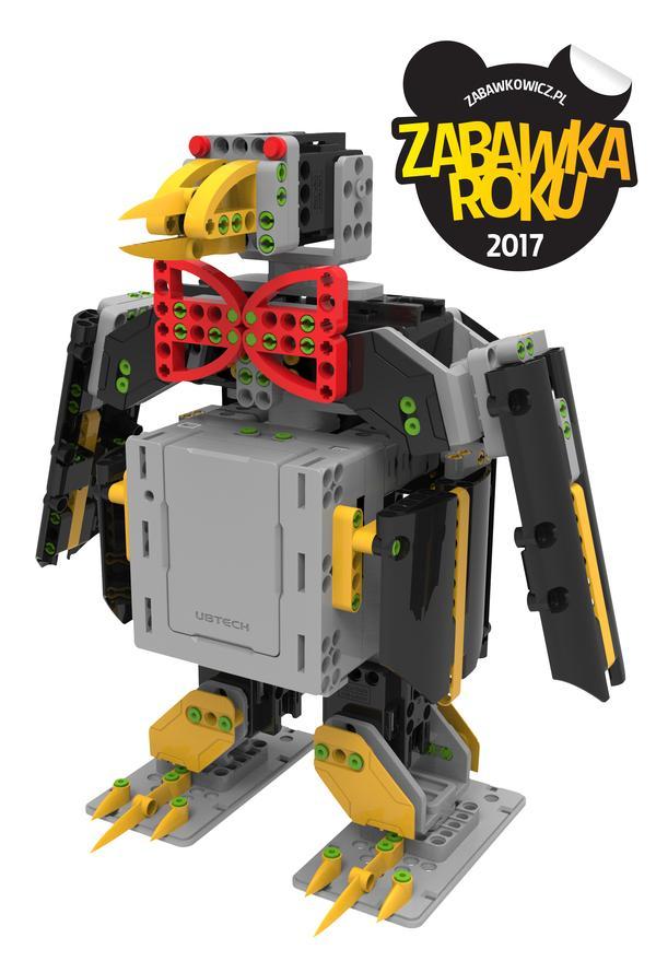 JIMU Robot - Zabawka Roku 2017!