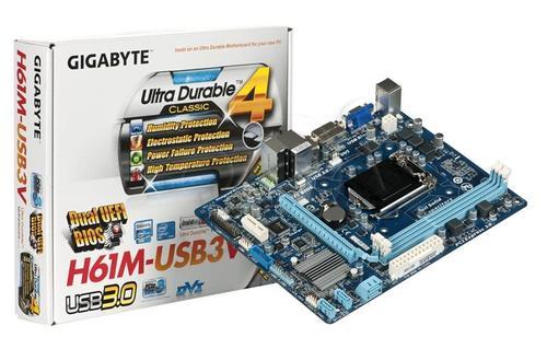 Gigabyte GA-H61M-USB3V