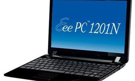 Asus Eee PC 1201N - Unboxing
