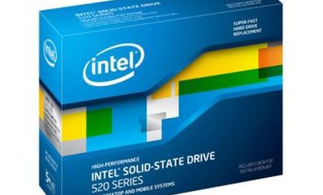Intel SSD 520 Series 60GB Unboxing
