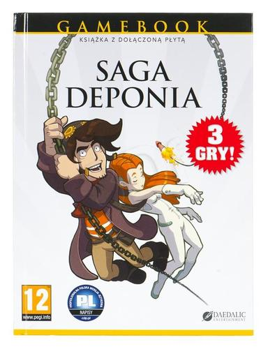 Gamebook Deponia Complete