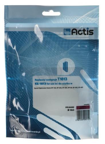 Actis KE-1813 tusz magenta do drukarki Epson (zamiennik Epson T1813) Supreme