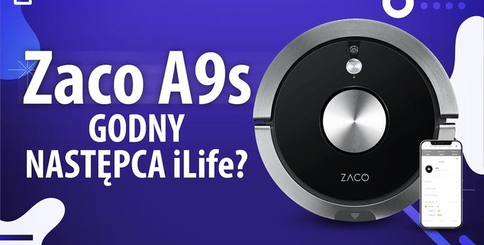 Zaco A9s recenzja odkurzacza automatycznego