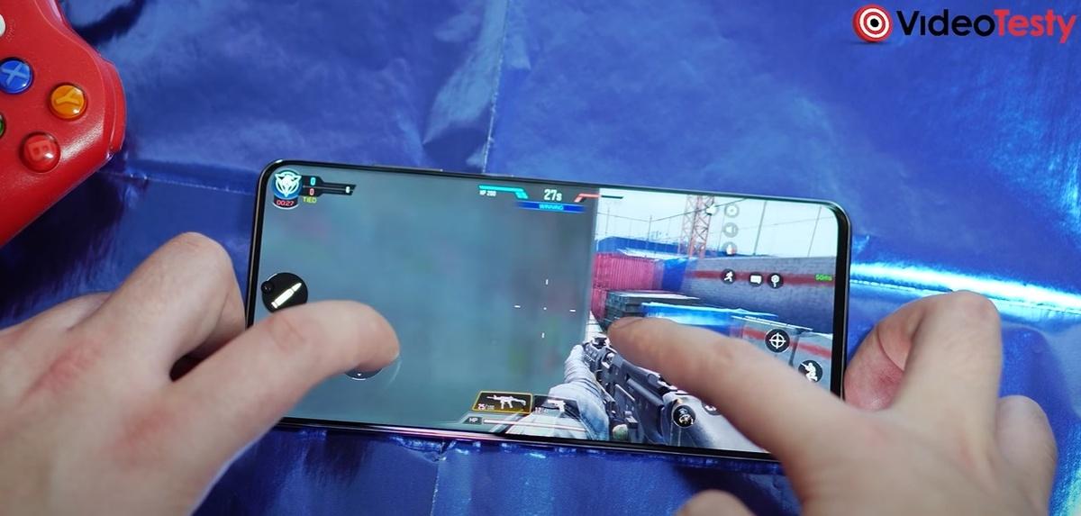 Smartfon z obsługą sieci 5G w przyszłości pozwoli na granie w chmurze z dowolnego miejsca