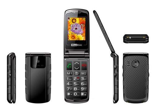 MaxCom 822 BB Poliphone/Big button