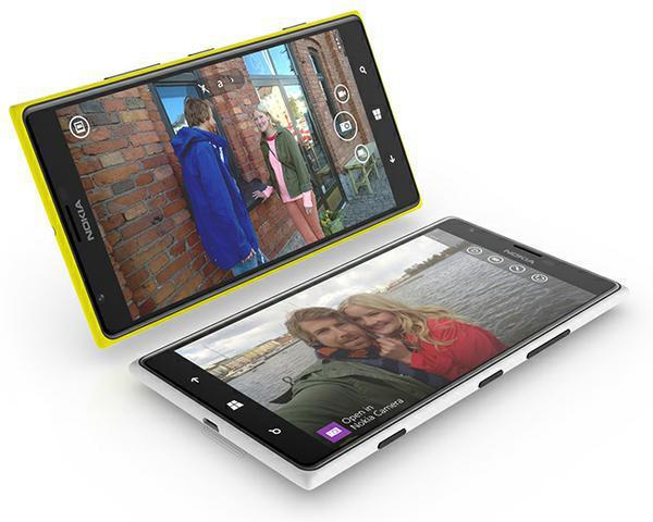 Lumia Cyan 4