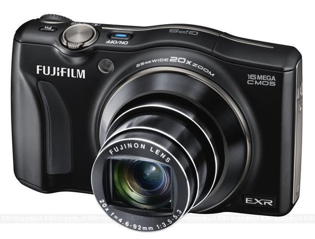 FUJI FinePix F770EXR - prezentacja aparatu fotograficznego