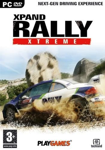 Techland SDC Xpand Rally Xtreme PC