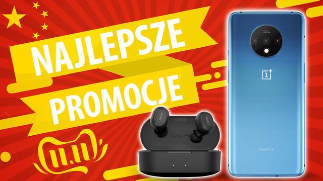 Najlepsze promocje 11.11 - Aliexpress, GearBest, BangGood