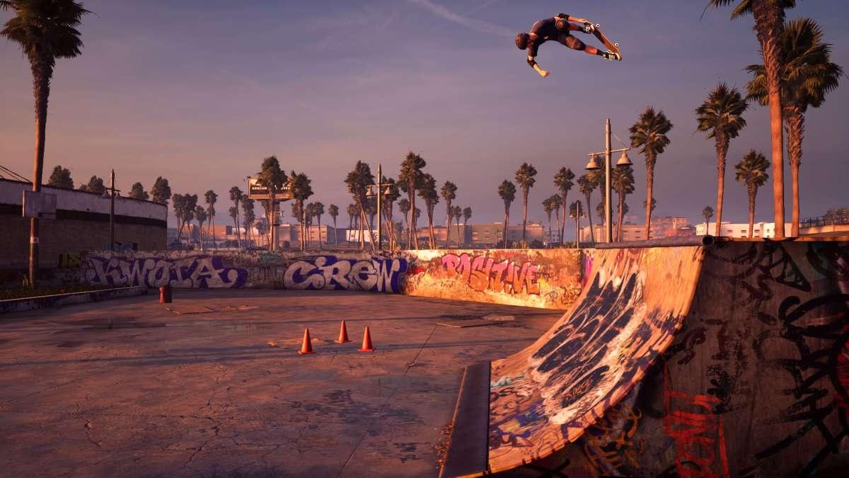 Tony Hawk's Pro Skater 1+2 - Powróciła moda na deskę