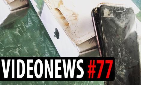 VideoNews #77 - iPhone wybuchł, Nokia powraca i nowy GTX 1050 Ti!