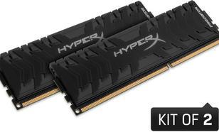 HyperX Predator DDR3, 2x8GB, 2400MHz, CL11 (HX324C11PB3K2/16)