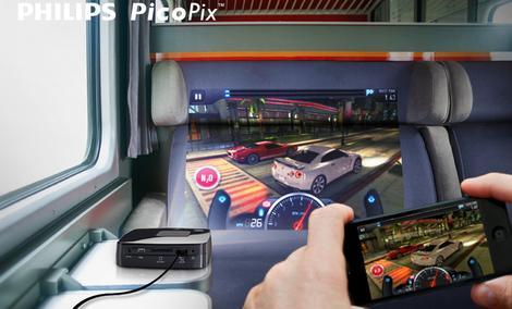 Projektory kieszonkowe PicoPix w służbie wyobraźni