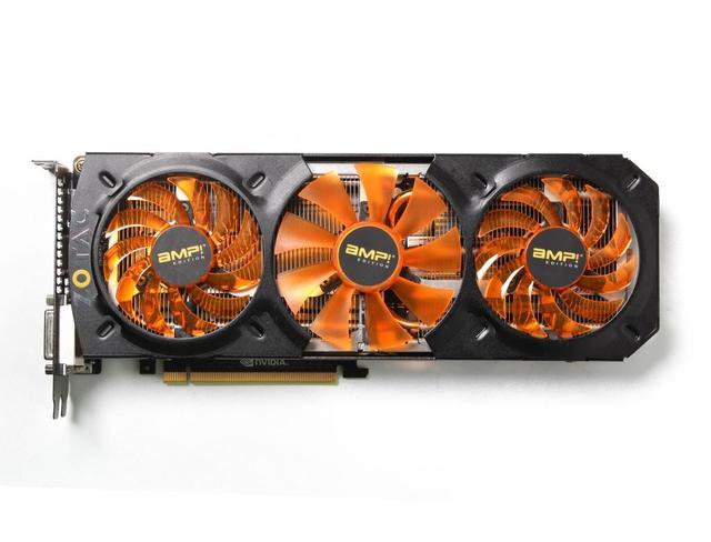 ZOTAC GeForce GTX 780 Ti AMP! Edition - świetna karta z podkręconymi zegarami