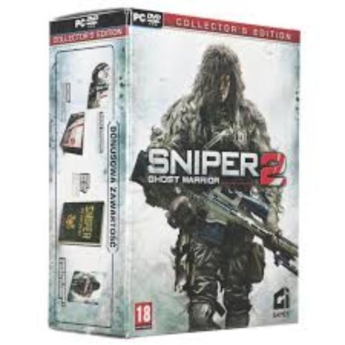 Sniper: Ghost Warrior 2 - Edycja Kolekcjonerska