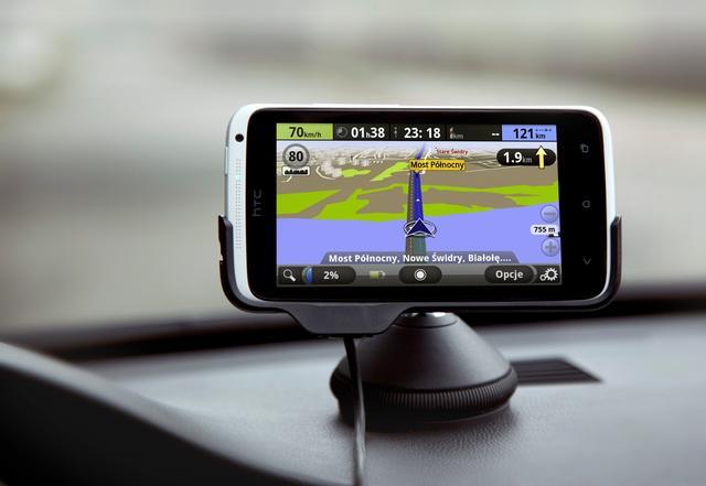 AutoMapa dla Androida z nowymi mapami!