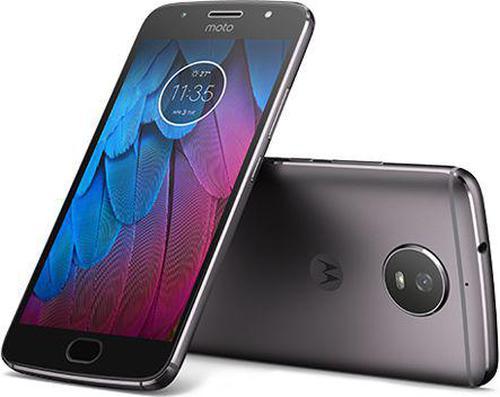 Motorola Moto G5S 32GB Szary (PA7W0001CZ)