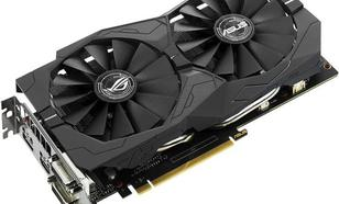 Asus GeForce GTX1050 Ti Strix 4GB GDDR5 (128 Bit) HDMI, 2x DVI, DP, BOX (STRIX-GTX1050TI-4G-GAMING)